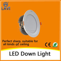 8 inch 36w CE RoHS wwww xxx com led down light for shopping mall,car shop, meeting hall 2 years warranty