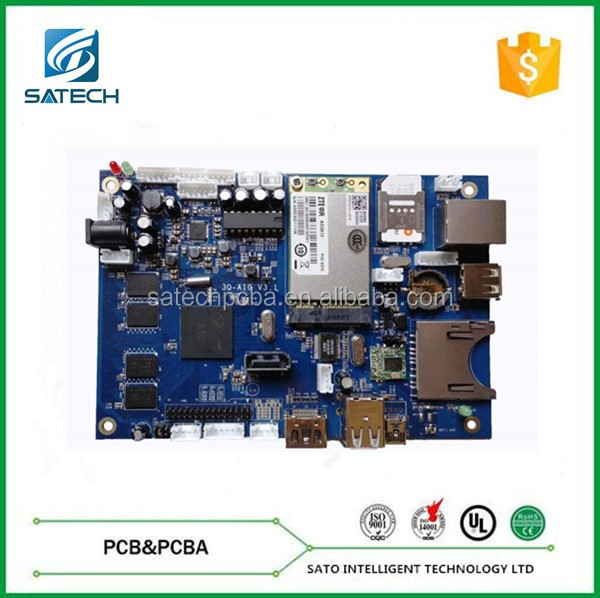 Smart Bes High Tech OEM 2G 3G 4G LTE GPS GSM vehicle Tracker PCB/PCBA