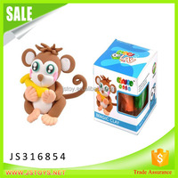 2016 hot item plasticine modeling clay hot sale