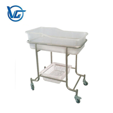 Multi-purposes mobile baby crib design