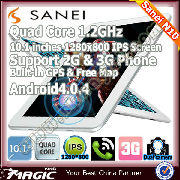 Android 4.0 phone calling 10 inch tablet pc sim slot