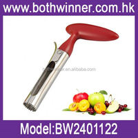 Pineapple peeler and corer machines ,H0T282 cherry & grape corer for sale