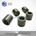 Cemented carbide bushing die insert for demanding axial thrust