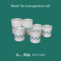 Transparent Film Wound Care Dressing