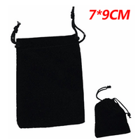 7*9cm Packaging Bags Jewelry bag for Necklace or earring or jewelry sets