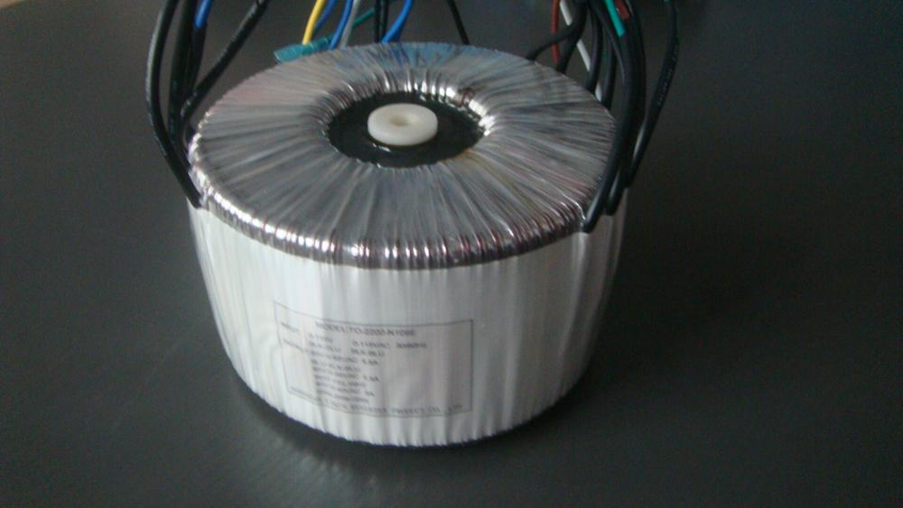 Manufacturer DH-250 250VA Power Toroidal 19v Electric Coil Transformer