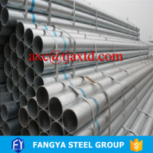 Tianjin Anxintongda ! q235b galvanized steel pipe wt 2.0mm galvanized hollow section pipe with low price