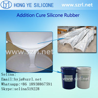 silicone rubber for plaster cornice and gypsum molds