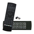 MX3 IR/bluetooth/wireless remote control for smart TV ,android tv box