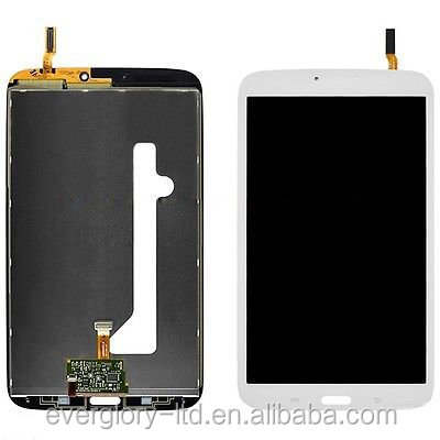 Alibaba express China manufacturer LCD display touch screen digitizer glass assembly for Samsung Galaxy Tab 3 T310 T311 8""