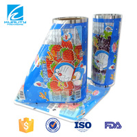 Custom Plastic Laminated Food Packaging For Candy Bar Wrapper