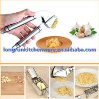 Amazon Hot Sale High Grade Eco-Friendly Stainless Steel Garlic Press