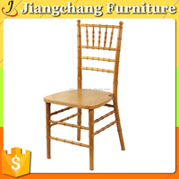 Manufacturing Monobloc Wood Tiffany Chair