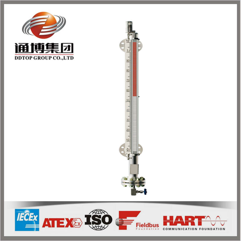 boiler hot water level sensor/level indicator