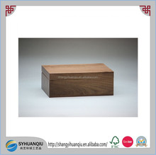 high quality custom hot sale wooden cigar gift boxes for sale