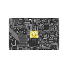 Dual Interface Combi Radio Frequency Identification Card