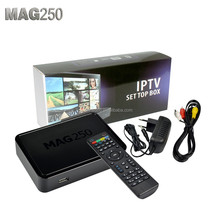 2017 Original MAG 254 Linux IPTV Box New Faster Processor MAG 250 Hdtv Mag254