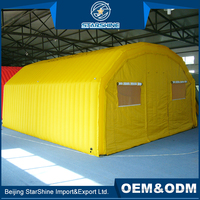 Factory Supply High Airtight Party Tents Thermal Insulation Shelter Floating Dome Inflatable Tent