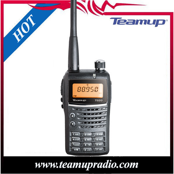 Professional Wireless Communication T620 Long range ham transceiver with FM radio