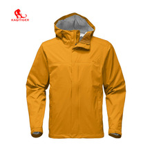 Nylon Recycling Hooded Rain Coat,Wholesale Fast Dry Windproof Anti-static Men Zip Up Rain Coat