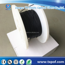 VW 1 Flame Rerardant optical fiber UL rated plastic optical fiber cable PMMA core simplex or duplex