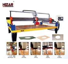 Semi-automatic Portable table stone cutting saw for sale