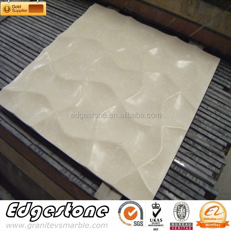 Carved Marble Wall Art Decoration