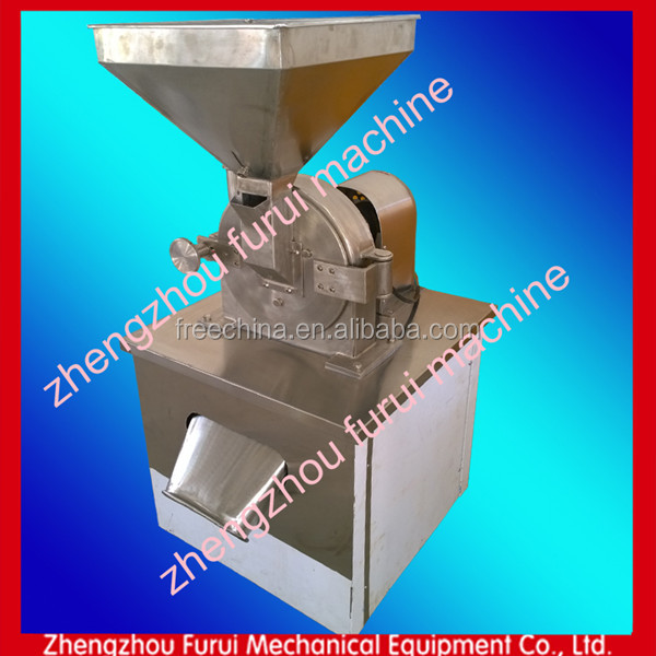 Aotomatic& stainless steel industrial food grinding machine/cocoa grinding machine