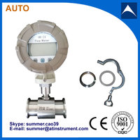 ethylalcohol turbine flowmeter/ measurement instrument made in China
