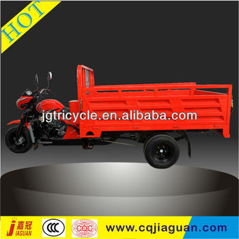 Chinese vendeur solo cilindro gasolina three wheel motorcycle for adulto