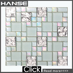 SM005 mixed moasic tile,low cost interior design,pink marble bathroom tiles