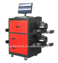 HE-3128B Best Price Four-Wheel Alignment with 8 laser technology
