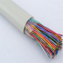 Underground jelly filled Telephone Cable Multipair Cat3 one 2 10 20 25 50 100 300 Pairs Telephone Cable Outdoor