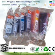 New compatible for Canon ink cartridge PGI-525 CLI-526