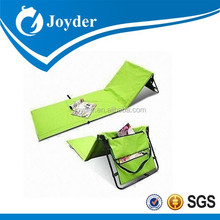 Fashion new products adjustable reclining beach mat
