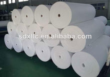 nonwoven polyester microfiber fabric for air dust collector filter bag