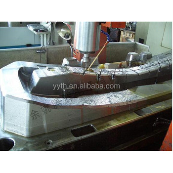 OEM silicon rotational mold making plastic injection mould