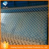 Factory price Diamond wire mesh/Chain Link Fence Top Barbed Wire