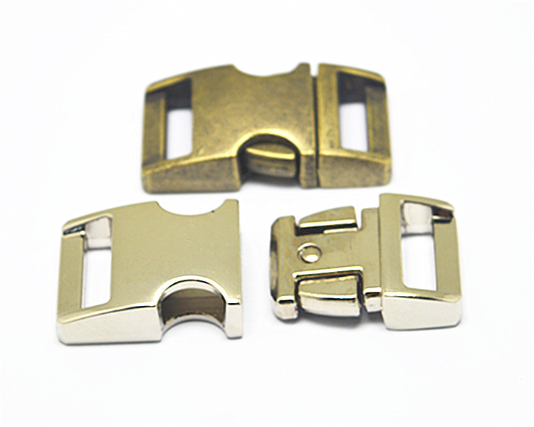 custom logo side release buckles,adjustable buckle clip,side release buckle metal