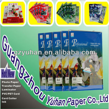 A3,A4,A5,A6,4R size photo papers