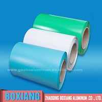 color coated aluminum coil/roll for ACP
