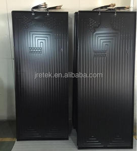 High quality roll bond thermodynamic solar panels, flat plate air solar collector