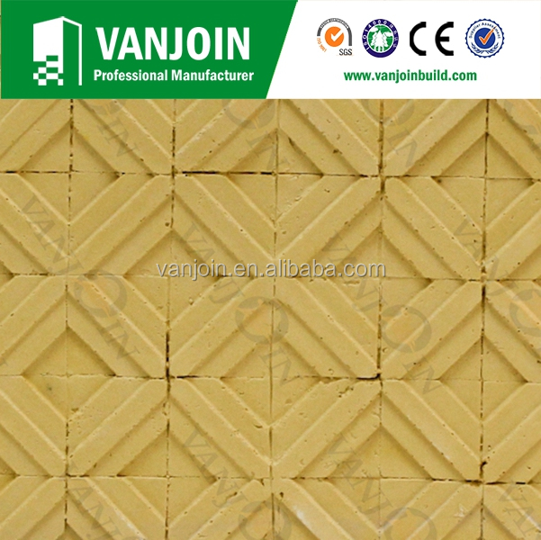 Fire Rated Decorative Soft Clay Ceramic Tile With Various Patterns