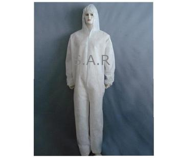 SAR white painters overalls cheap
