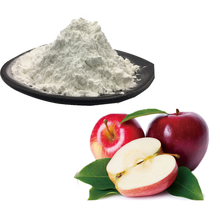 Food fruit apple flavor powder
