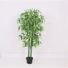 Top fashion fashion design realistic low price artificial bamboo tree s and flowers
