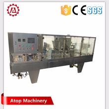 Paper cup printing machine/fruit jelly cup sealing machine aluminum foil sealing machine
