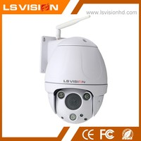 LS VISION 1080p High Definition Wireless Outdoor Dome Ptz Ip Camera