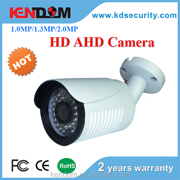 Kendom IR Waterproof AHD CCTV Camera New Model Bullet Security Camera System Outdoor OEM and ODM with SONY Sensor