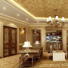 Gold supplier building material natural stone polished sahara cream marble tiles